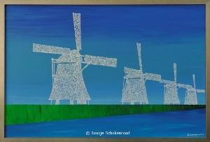 Windmills Holland I