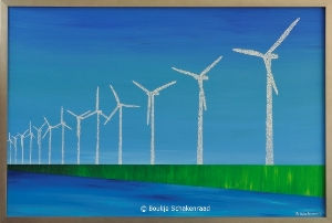 Windmills Holland II